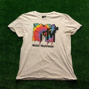 MTV Tye-Dye T-Shirt